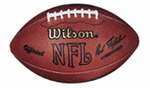 "Wilson Official NFL Football - Throwback ""Paul Tagliabue"""