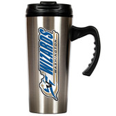 Washington Wizards 16oz Stainless Steel Travel Mug