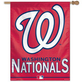 "Washington Nationals 27""x37"" Banner"