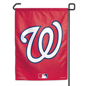 "Washington Nationals 11""x15"" Garden Flag"
