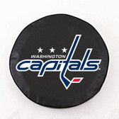 Washington Capitals Black Tire Cover, Small