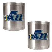 Utah Jazz Can Holder Set