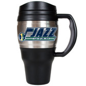 Utah Jazz 20oz Travel Mug