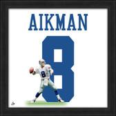 Troy Aikman Dallas Cowboys 20x20 Framed Uniframe Jersey Photo