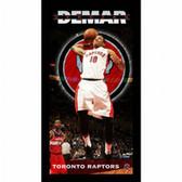 Toronto Raptors DeMar DeRozan Player Profile Wall Art 9.5x19 Framed Photo