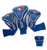 Toronto Blue Jays 3-Pack Contour Sock Headcovers