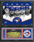 Toronto Blue Jays 2013 Team Composite Plaque