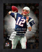 Tom Brady New England Patriots 8x10 ProQuote Photo
