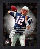 Tom Brady New England Patriots 8x10 ProQuote Photo