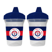 Texas Rangers 2-Pack Sippy Cups