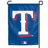 """Texas Rangers 11""""x15"""" Garden Flag"""
