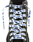 Tennessee Titans Shoe Laces - 54""