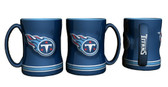 Tennessee Titans Coffee Mug - 15oz Sculpted