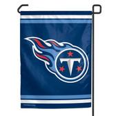 """Tennessee Titans 11""""x15"""" Garden Flag"""