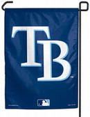 "Tampa Bay Rays 11""x15"" Garden Flag"