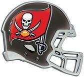 Tampa Bay Buccaneers Auto Emblem - Helmet