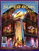 Super Bowl XLVII Official Program