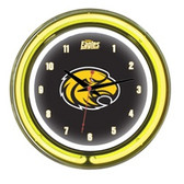 "Southern Mississippi Golden Eagles 14"" Neon Wall Clock"