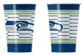 Seattle Seahawks Disposable Paper Cups