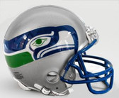 Seattle Seahawks 1983-2001 Throwback Riddell Mini Football Helmet