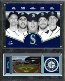 Seattle Mariners 2013 Team Composite Plaque