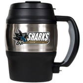 San Jose Sharks 20oz Mini Travel Jug