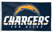 San Diego Chargers 3'x5' Flag