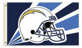 San Diego Chargers 3 Ft. x 5 Ft. Flag w/Grommets