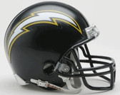 San Diego Chargers 1988-2006 Throwback Riddell Mini Football Helmet