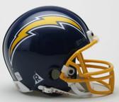 San Diego Chargers 1974-1987 Throwback Riddell Mini Football Helmet