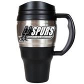 San Antonio Spurs 20oz Travel Mug