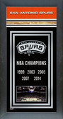 San Antonio Spurs 2014 NBA Finals Champions Banner
