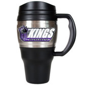 Sacramento Kings 20oz Travel Mug