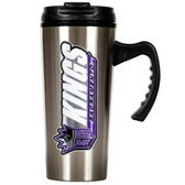 Sacramento Kings 16oz Stainless Steel Travel Mug