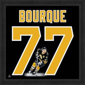 Ray Bourque Boston Bruins 20x20 Framed Uniframe Jersey Photo