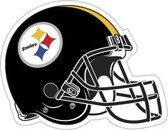 "Pittsburgh Steelers 12"" Vinyl Magnet Set Of 2 98713"