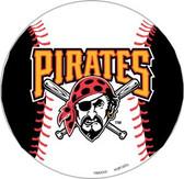 "Pittsburgh Pirates 12"" Vinyl Magnet Set of 2"