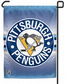 "Pittsburgh Penguins 11""x15"" Garden Flag"