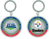 Pittsburg Steelers SB XLIII Champs Ultimate Keychain