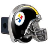 Pittburgh Steelers Metal Helmet Trailer Hitch Cover