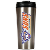 Phoenix Suns 16oz Stainless Steel Travel Tumbler