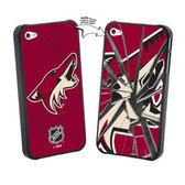 Phoenix Coyotes iPhone 5 NHL  Broken Glass Lenticular Case