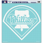 "Philadelphia Phillies 18""x18"" Die Cut Decal"