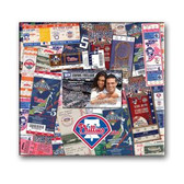Philadelphia Phillies 12x12 Scrapbook
