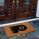 Philadelphia Flyers Flocked Door Mat
