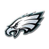 Philadelphia Eagles Color Auto Emblem - Die Cut