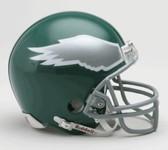 Philadelphia Eagles 1974-1995 Throwback Riddell Mini Football Helmet