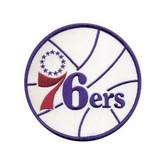 Philadelphia 76ers Circle Logo Patch