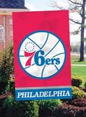 Philadelphia 76ers Banner Flag