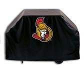 "Ottawa Senators 72"" Grill Cover"